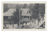 Alstead, New Hampshire Real Photo Postcard:  Vilas Pool