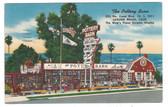 Laguna Beach, California Postcard:  The Pottery Barn