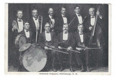 Hillsborough, New Hampshire Postcard:  Wahnetah Orchestra