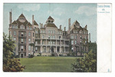 Eureka Springs, Arkansas Postcard:  Crescent Hotel