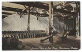 Hutchinson, Kansas Postcard:  Interior View of the Salt Plant