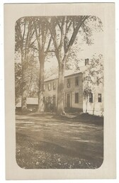 Farmington, New Hampshire Real Photo Postcard:  Marianna Wilson Home
