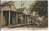 Rangeley, Maine Postcard:  Loon Lake Camps