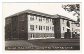 Lamar, Colorado Real Photo Postcard:  Charles Maxwell Hospital
