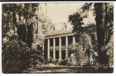 New Iberia, Louisiana Real Photo Postcard:  Weeks Hall