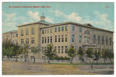 Baker City, Oregon Postcard:  St. Francis Academy