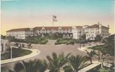 Key West, Florida Postcard:  Casa Marina Hotel