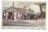 Roslindale, Massachusetts Postcard:  The Village Blacksmith