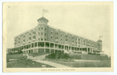 Poland, Maine Postcard:  Summit Spring Hotel
