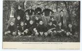 Sellersville, Pennsylvania Postcard:  Sellersville Athletic Association