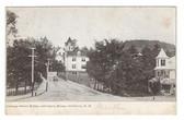 Littleton, New Hampshire Postcard:  Bridge and Opera House