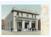 Bakersfield, California Postcard:  Post Office