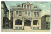 Peoria, Illinois Postcard:  Knights of Columbus Club
