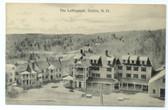 Dublin, New Hampshire Postcard:  The Leffingwell