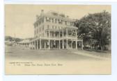 Pigeon Cove, Massachusetts Rotograph Postcard:  Ocean View House
