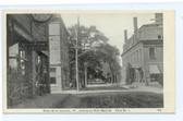 White River Junction, Vermont Postcard:  Main Street