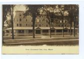 Lee, Massachusetts Postcard:  New Greenock Inn