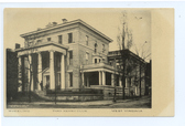 Wheeling, West Virginia Postcard:  Fort Henry Club