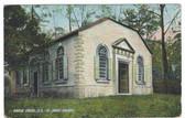 Goose Creek, South Carolina Postcard:  St. James Church