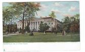 Norfolk, Virginia Postcard:  U. S. Naval Hospital