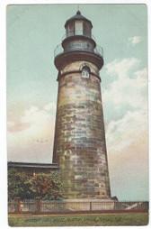 Painesville, Ohio Postcard:  Fairport Lighthouse, Fairport Harbor