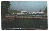 Reading, Pennsylvania Postcard:  Pendora Park at Night