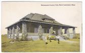 North Leominster, Massachusetts Postcard:  Monoosnock Country Club