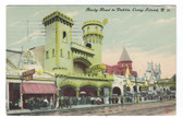 Coney Island, New York Postcard:  Rocky Road to Dublin