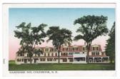 Colebrook, New Hampshire Postcard:  Hampshire Inn