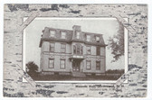 Northwood, New Hampshire Postcard:  Masonic Hall