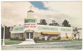Lake Worth, Florida Postcard:  Kristine's Restaurant