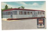 Hillside, New Jersey Postcard:  Super Diner
