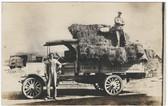 Jeannete, Pennsylvania Real Photo Postcard:  Keystone Supply Co. Truck