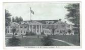 Lockport, New York Postcard:  I. O. O. F. Home