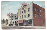 Coeur d'Alene, Idaho Postcard:  Hotel Idaho
