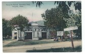 Holyoke, Massachusetts Postcard:  Merry-Go-Round, Mountain Park