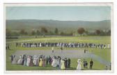 Poland Springs, Maine Vintage Postcard:  On the Golf Links