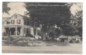 Cape Neddick, Maine Postcard:  Maxwell's Over-Nite Cabins