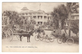 Ormond, Florida Vintage Postcard:  The Horseless Age