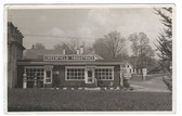 Greenfield, New Hampshire Real Photo Postcard:  Greenfield Industries & Mobil Gas Station