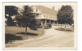 Averill, Vermont Real Photo Postcard:  Quimby Inn