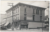 Bucksport, Maine Real Photo Postcard:  Bucksport Drug Store