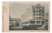 Atlantic City, New Jersey Vintage Postcard:  Hotel Traymore