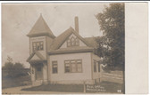 Assonet, Massachusetts Real Photo Postcard:  Post Office