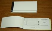 Book Deposit Duplicate
