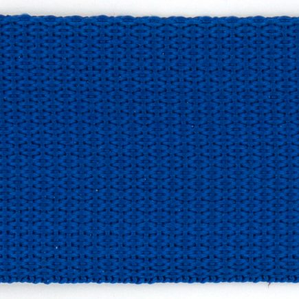 "2"" polyester webbing ROYAL - 60209-00006"