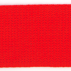 "2"" polyester webbing RED - 60209-00007"