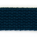 "2""  Cotton webbing  NAVY - 60216-00007"