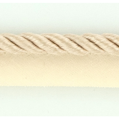 17/3 Rayon Cord lipped BEIGE - 06123-00002