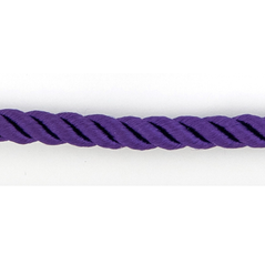 9/3  Rayon Cord lipped PURPLE - 06124-00014